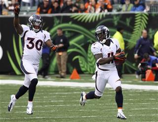 Trindon Holliday, David Bruton