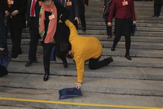 China Congress Oddities Photo Gallery