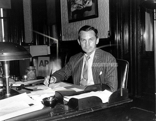 Associated Press Domestic News District of Columbia United States FORRESTAL NAVY UNDERSECRETARY