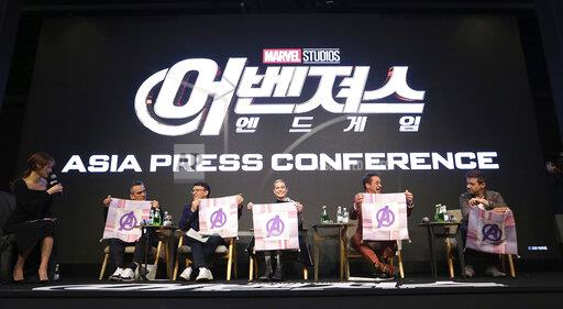 South Korea Film Avengers