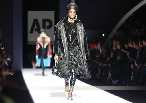 APTOPIX NY Fashion Week - Tom Ford