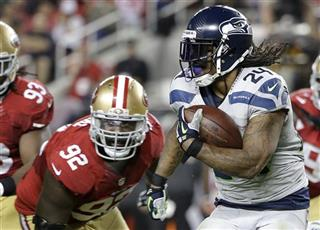 Marshawn Lynch, Quinton Dial