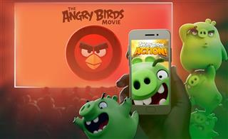 Games-Angry Birds