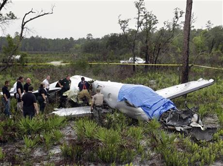 Plane-Crash-Swamp