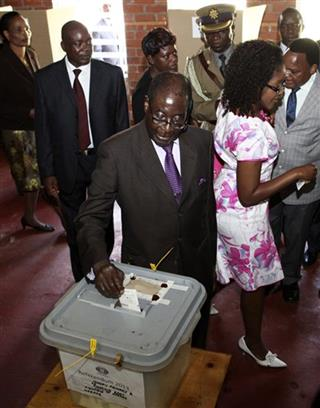 Zimbabwe Referendum Vote