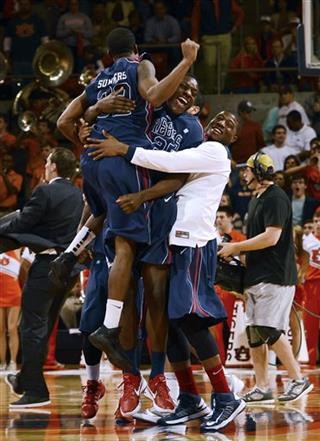 Mississippi Auburn Basketball