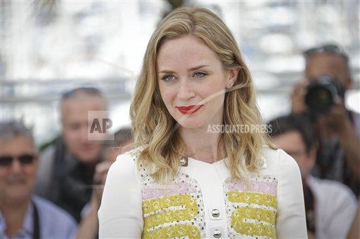 inVision Joel Ryan/Invision/AP I ENT  FRA INVW France Cannes Sicario Photo Call
