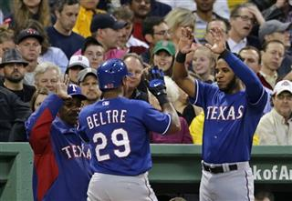 Adrian Beltre, Elvis Andrus, Ron Washington