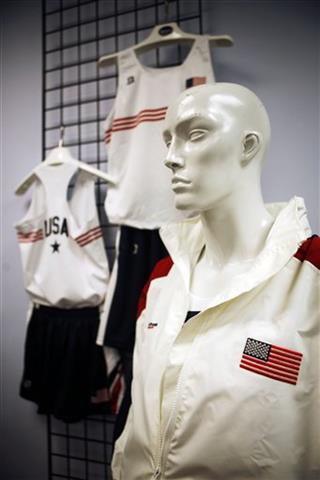 US Olympic Uniforms