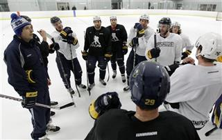 Sabres Return Hockey