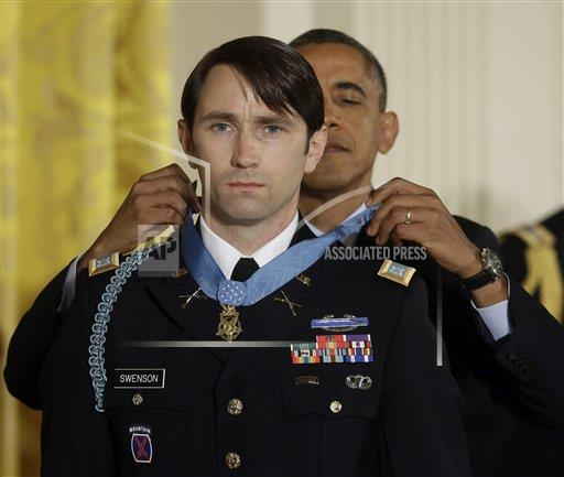 Obama Medal of Honor