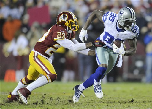 Dez Bryant, DeAngelo Hall