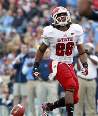 NC State North Carolina Football
