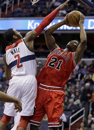 Jimmy Butler, John Wall