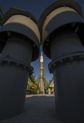 Kazakhstan Space Launch
