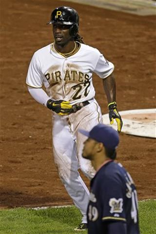 Andrew McCutchen, Yovani Gallardo