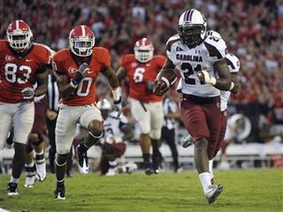 Marcus Lattimore, Jordan Love, Cornelius Washington,