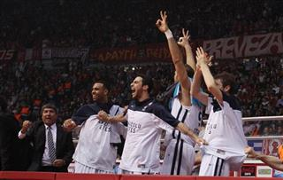 Greece Basketball Euroleague