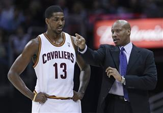 Byron Scott, Tristan Thompson