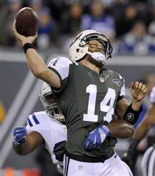 Colts Jets Football