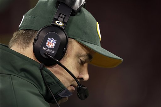 Mike McCarthy