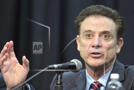 Louisville- Pitino Basketball