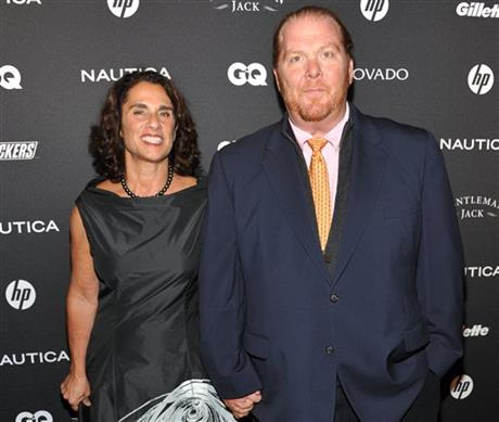 Mario Batali, Susi Cahn