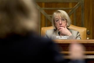 Sylvia Matthews Burwell, Patty Murray