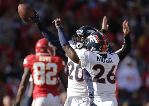 Mike Adams, Rahim Moore