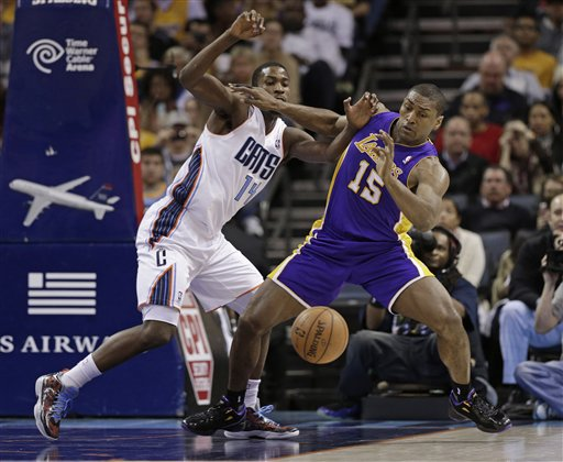 Metta World Peace, Michael Kidd-Gilchrist