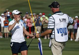 Stacy Lewis, Travis Wilson