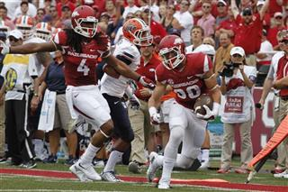 UTEP Arkansas Football