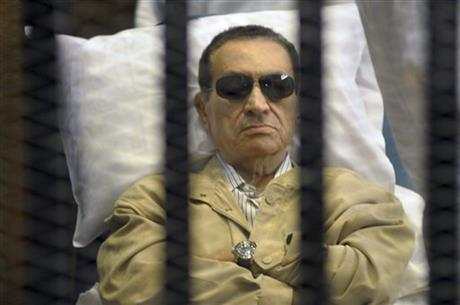 Hosni Mubarak