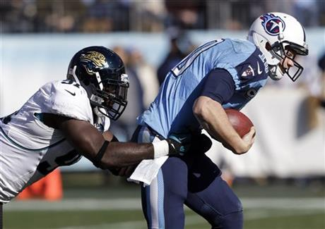 Jake Locker, George Selvie