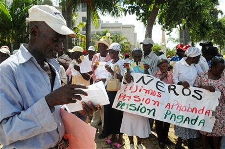 Dominican Republic Haitian Migrants