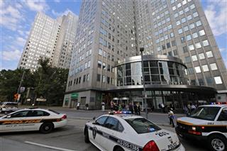 Pittsburgh Office Building Hostage Call