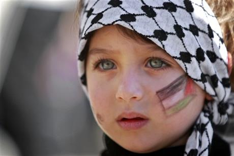 APTOPIX Mideast Israel Palestinians