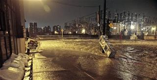 Superstorm Vulnerable Grid