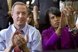 Martin O'Malley, Stephanie Rawlings-Blake