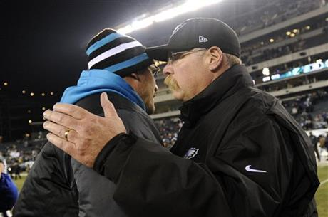 Andy Reid, Ron Rivera