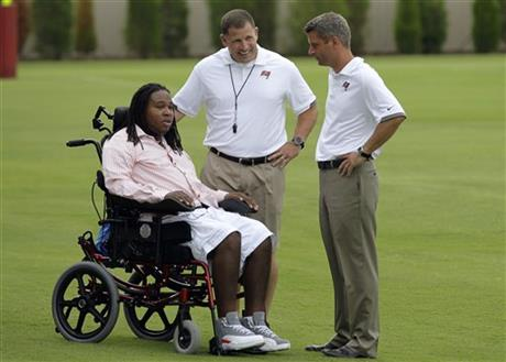 Greg Schiano, Mark Dominik, Eric LeGrand