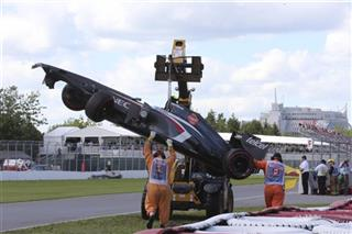 Canadian F1 GP Auto Racing