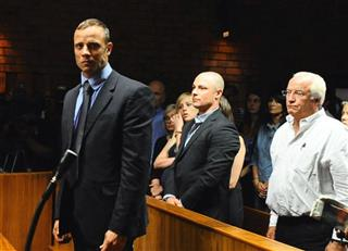 Oscar Pistorius, Henke Pistorius