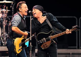 Bruce Springsteen, Steven Van Zandt