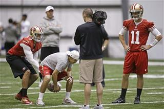 Alex Smith, Colin Kaepernick