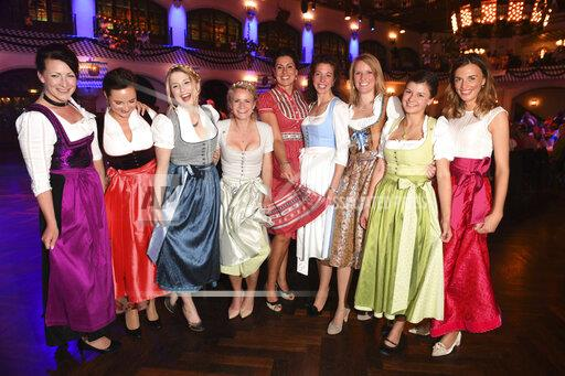 Election of the 10th Bavarian Beer Queen - Final