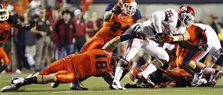 Oklahoma UTEP Football