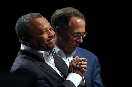 Fred Luter, Bryant Wright