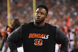 Bengals Ogbuehi Struggles Football