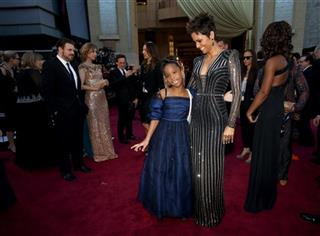 Quvenzhane Wallis; Halle Berry